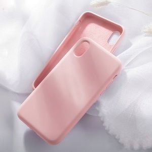 Accessories - 🎀New IPhone 7/7 Plus Blush Pink Silicone Case